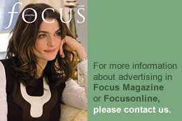 Focus Magazine Advertising