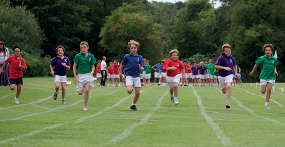 Parkside School has an enviable sporting reputation at local, county and national level.
