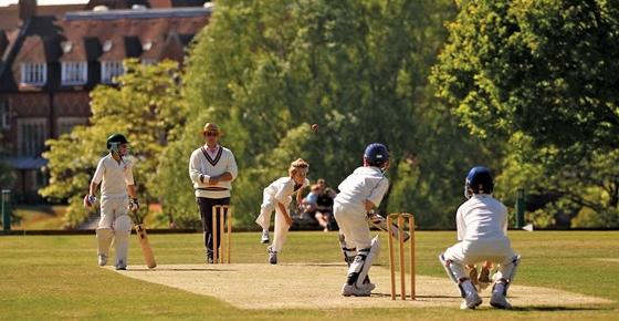 Cranleigh Prep School boasts enviable sporting facilities amid stunning surroundings.