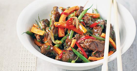 Vietnamise Beef
