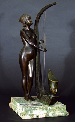 Egyptian-Priestess