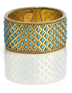 Richard-Ogden-Snake-link-bracelet