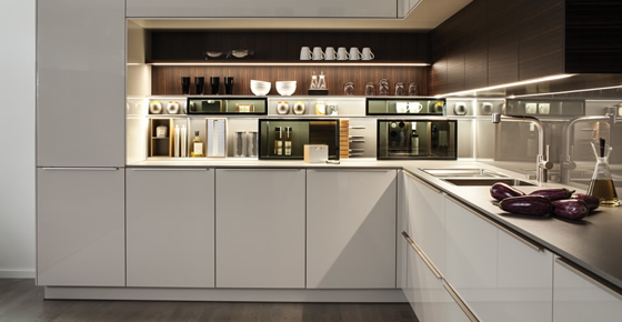 Interiors living the kitchen dream by barbara chandler for Kuchen design studio hallstadt