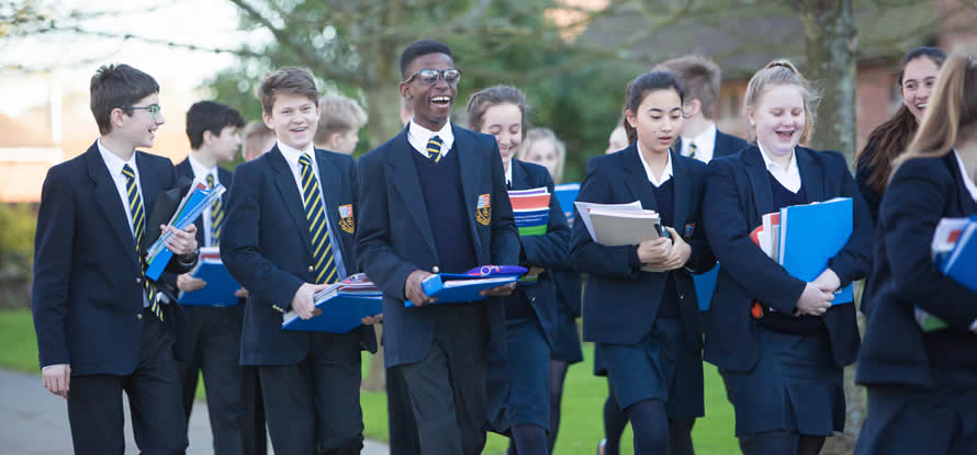 Cranleigh School Pupils