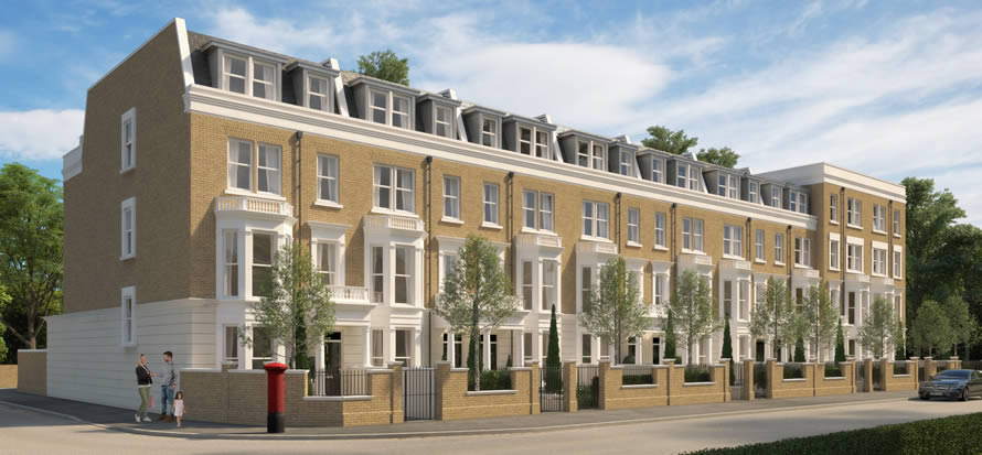 Octagon Fulham Development