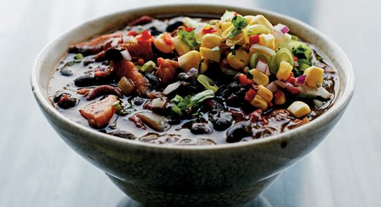 Black Beans Soup by Mildred