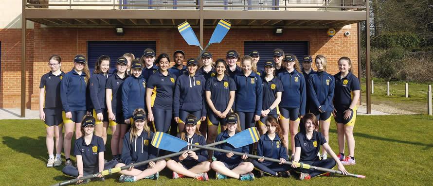 SWPS Rowing